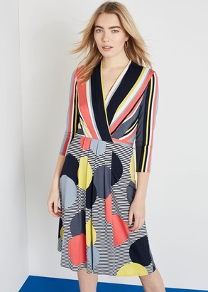 Phase Eight Piper Printed Dress