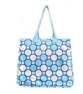 Baby Star Tote, Tag Blue