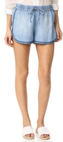 Bella Dahl Blanket Stitched Shorts