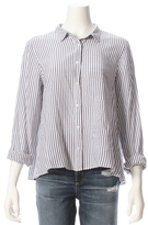 XIRENA Easton Stripe Shirt