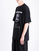 Vetements Rammstein cotton-jersey T-shirt
