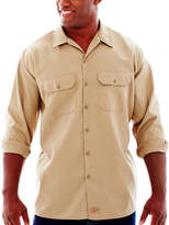 Dickies Long-Sleeve Work Shirt - Big & Tall