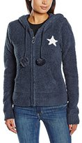 Esprit Women's Jacket, asterisk Gr.Blue - Blue (Gray-Blue)
