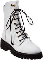 Giuseppe Zanotti Chris Leather Boot