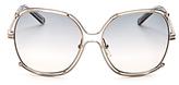 Chloé Isidora Square Sunglasses, 59mm