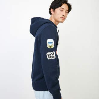 Roots Badges Full Zip Hoody