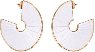 Mignonne Gavigan Mega Fiona Hoop Earrings