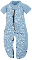 ergoPouch Denim Arrow Sleepsuit, Blue, 1 Tog, Blue