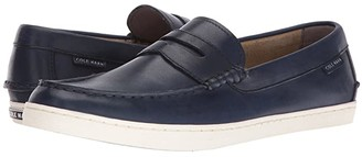 Cole Haan Pinch Weekender Hand Stain (Blazer Blue) Men's Shoes