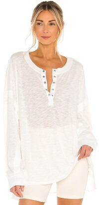 Free People X FP Movement One Up Long Sleeve Top