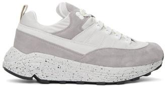 Diemme Grey Monte Grappa Sneakers