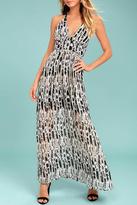 BB Dakota Willow Maxi Dress