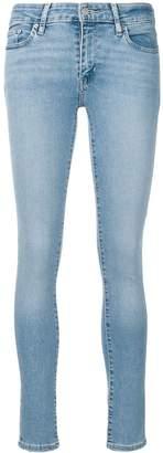 Levi's stretch skinny jeans