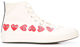 Comme des Garcons Chuck Taylor Sneakers
