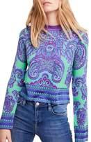 Free People New Age Crewneck Sweater