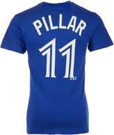 Majestic Men's Kevin Pillar Toronto Blue Jays Official Player T-Shirt