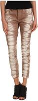 DKNY Far Out Tie Dye Rolled Jegging (Rye) - Apparel