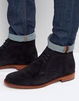 Paul Smith Morgan Short Suede Boots