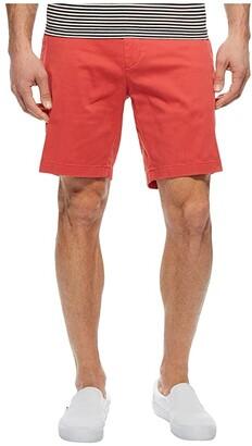 Nautica Classic Fit Stretch Deck Shorts (True Quarry) Men's Shorts
