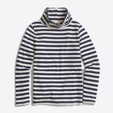 J.Crew Factory Girls' long-sleeve striped turtleneck
