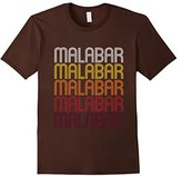Men's Malabar, FL Vintage Style Florida T-shirt Medium