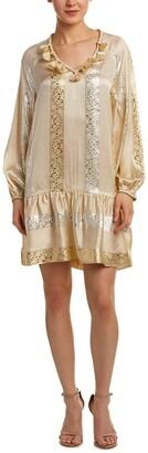 Rachel Zoe Women's Roe Metallic Dress
