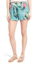 Show Me Your Mumu Women's Cabana High Waist Shorts