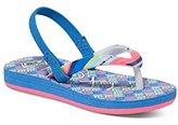 Roxy TW Pebbles V 3 Point Sandal (Toddler)
