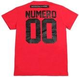 Numero 00 Logo Printed Cotton Jersey T-Shirt