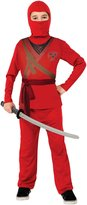Rubie's Costume Co H/C Red Ninja - Large (12-14)