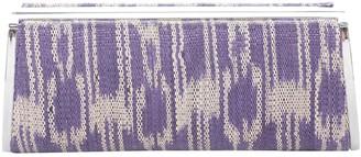 Kotur Purple Cloth Clutch bags