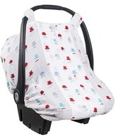Bebe Au Lait Infant Muslin Car Seat Cover