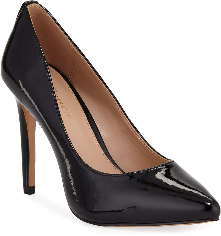 be047731c BCBGeneration Black Pumps - ShopStyle