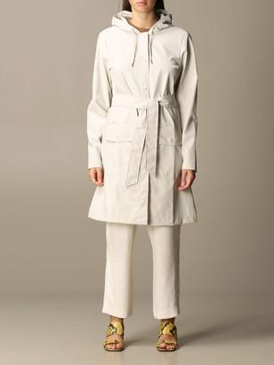 Rains Coat Women