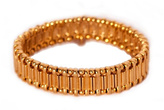 Philippe Audibert Gold-Plated Bracelet