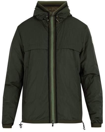 66329e59c Nash Quilted Down Jacket - Mens - Khaki