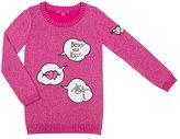 Betsey Johnson Xox Forever 7-16 Sweater