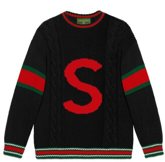 Gucci DIY unisex wool jumper