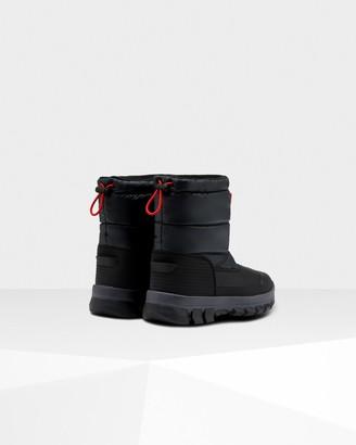 Hunter Women's Insulated Short Snow Boots