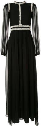 macgraw Raven long dress