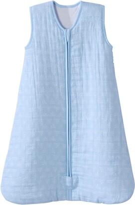 Halo Platinum Series SleepSack(TM) Quilted Muslin Wearable Blanket