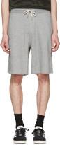 Rag & Bone Grey Standard Issue Sweat Shorts