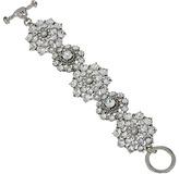 Oscar de la Renta Jeweled Bracelet Bracelet