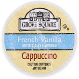 24-Count Grove SquareTM French Vanilla Cappuccino for Single Serve Coffee Makers