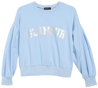 Ontwelfth Glamour Graphic Sweater