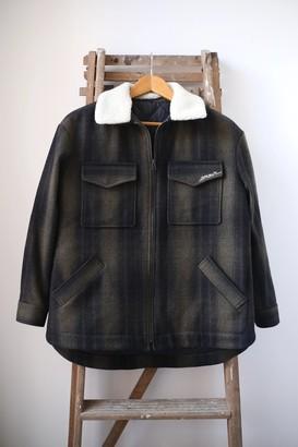 Maison Labiche Maison La Biche - Amour Oversized Checked Jacket - M