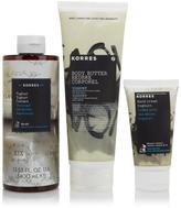 Korres Yoghurt Hydration Trio - Shower Gel, Body Butter and Hand Cream