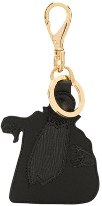 Undercover Stitched Tie Keyring