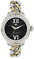 Glam Rock Women's Bal Harbour 40mm Two Tone Steel Bracelet Gold Plated Case Swiss Quartz Watch GR77039