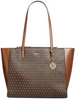 DKNY Double-Zip Large Tote, Created for Macy's